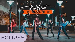 Eclipse  Red Velvet  레드벨벳  - Really Bad Boy  Rbb  Dance Cover