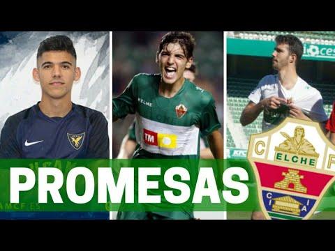 TOP 5 MAYORES PROMESAS ELCHE CF 🌠🌠   SOMOS DE PRIMERA