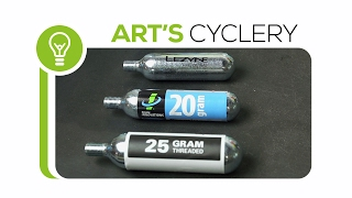 Learning Center: The Ins and Outs of CO2 Inflation for Bicycles