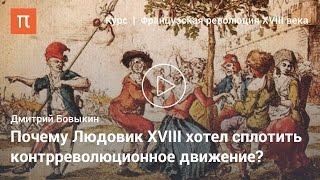 Борьба с Французской революцией XVIII века - Дмитрий Бовыкин