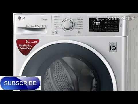 Lg వాషింగ్ మెషీన్ టబ్ క్లీయినింగ్ | lg washing machine tub cleaning | washing machine