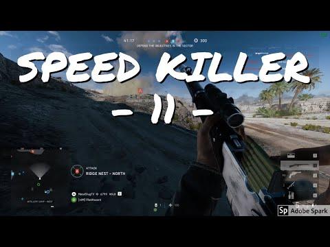 SPEED KILLER - 11 - | Battlefield 5 thumbnail