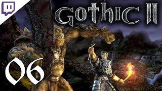 Gothic 2 [VOD, Часть 6] - Охота на Волков и Орков!