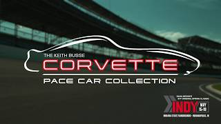 The Keith Busse Corvette Pace Car Collection // Mecum Indy 2018