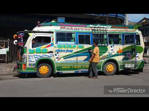 Lagu Karo Harto Tarigan Ancur Ancuren Bus Version