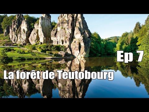 Randonnées sans frontières : La forêt de Teutobourg  Ep 7