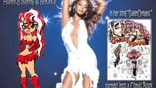 beyonce SWEETDREAMS Video CoMix