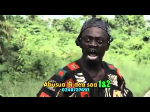 A Must Watch Movie Abusua Bi Dee Saa 1&2