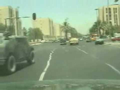 Marine convoy attacked in Iraq