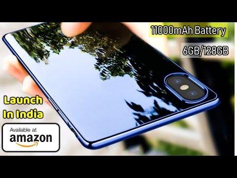 India में Launch हुआ 11000mAh Battery, 6GB RAM, 128GB Internal, Superfast Charging