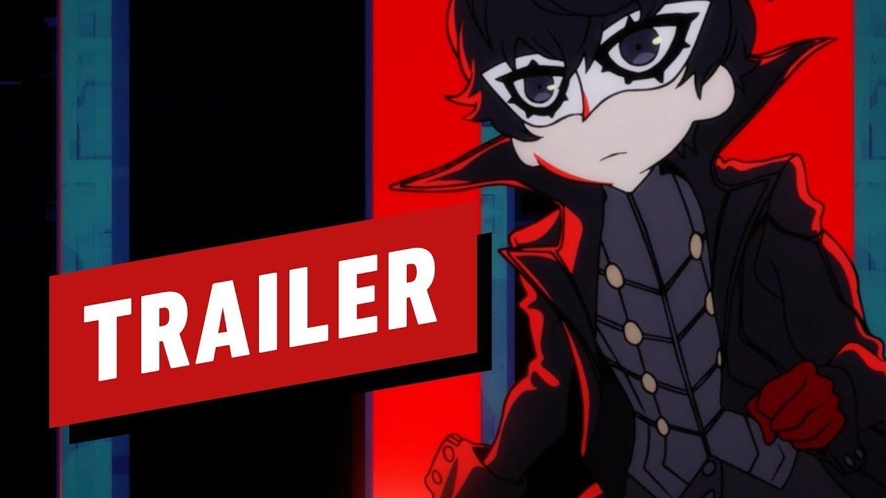 Persona Q2: New Cinema Labyrinth - Opening Cinematic (English)