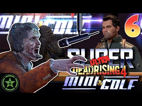 Let's Play - Dead Rising 4 Mini Golf: Course 6