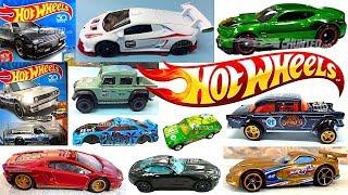 New Hot Wheels Super Camaro ZL1, Lamborghini, '55 Chevy Gasser And More!