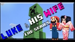 Minecraft - Luke, his wife & Co. # 029- Tekkit - LA NUOVA CASA -