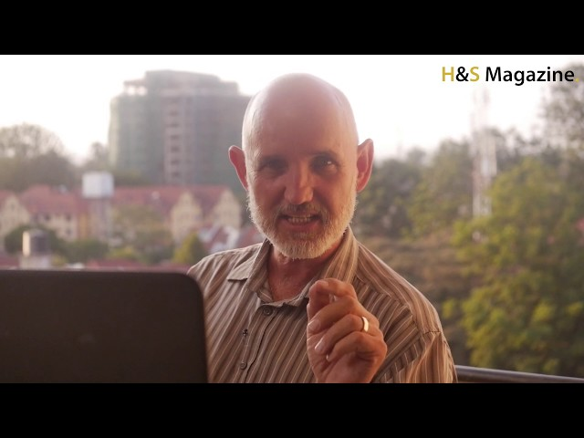 H&S Magazine Kenya- Gareth Jones (Travel)