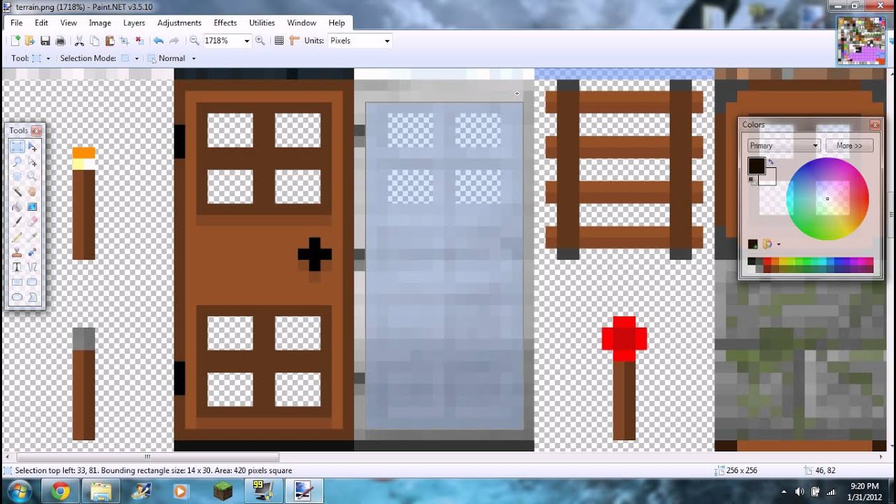 how to make a minecraft texture pack 3 fixing furnace