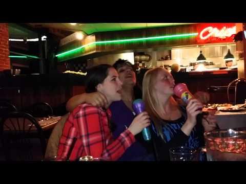 Nursing night out karaoke
