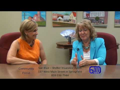 Community Focus on Washington County With Sue Blair of Shelter Insurance 6 2017