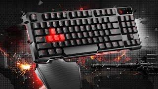 Обзор клавиатуры Bloody B530!