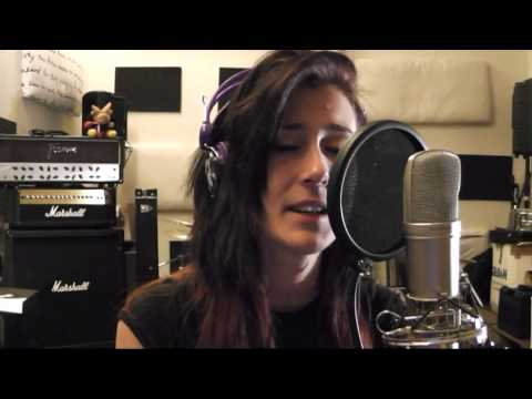 Alice in Chains - Black Gives Way to Blue (acoustic cover by Sandra Szabo)