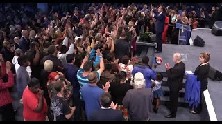Altar Call with Rodney Howard-Browne