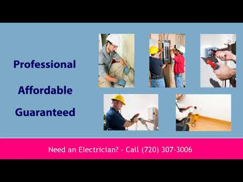 Westminster CO Local Electrical Repair 720-307-3006 | Need A Residential Electrician