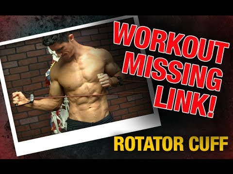 Rotator Cuff Exercises (Why EVERY WEIGHTLIFTER Needs Them!)