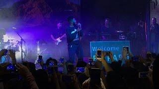 khalid young dumb broke live new song