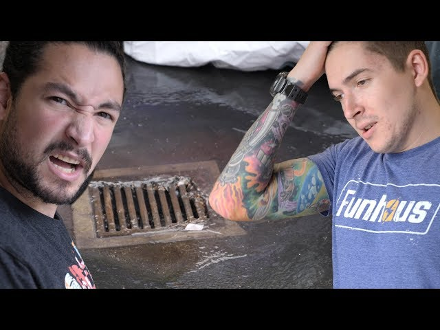 WATER CLEAN UP FIASCO • Behind the Cow Chop