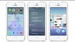 iOS 7 Breakdown: (New Design and Features)