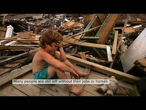 Devastation of Hurricane Irma