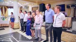 Свадебное видео Ставрополь.Ведущий Игорь Белый