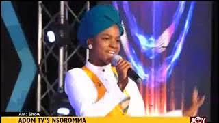 Adom TV's Nsoromma - AM Showbiz on JoyNews (22-10-18)