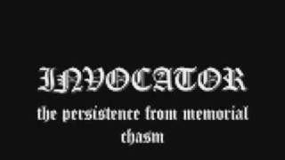 INVOCATOR - the persistence from memorial chasm - demo1989