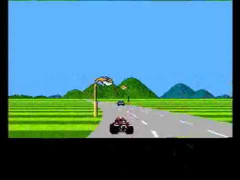 Famicom Grand Prix II: 3D Hot Rally (Famicom Disk System)