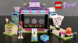 LEGO Friends Amusement Park Arcade from LEGO