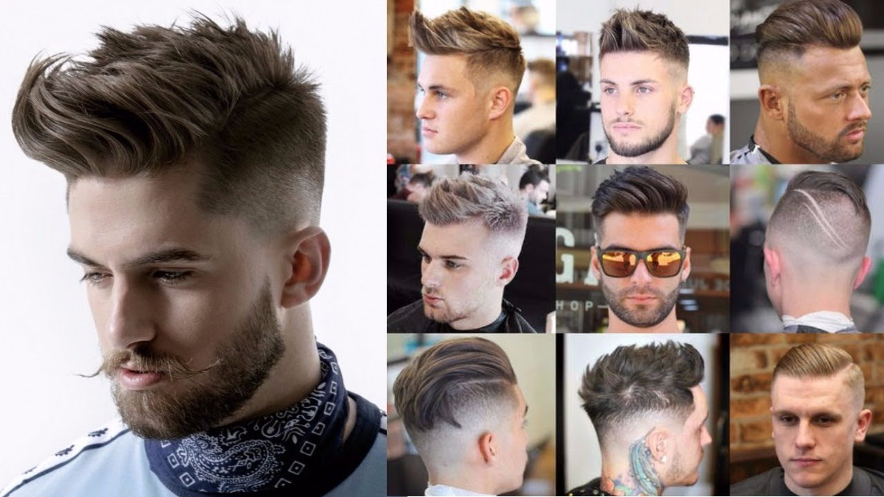 Men S Summer Hairstyle 2018 New Summer Mens Haircut 2018 Mens