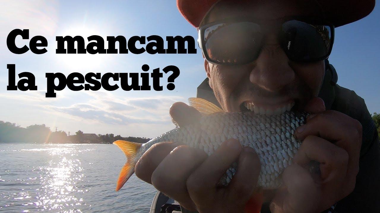 Ce mancam la pescuit ?