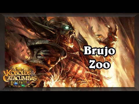 Brujo Zoo se ha renovado, deck muy fuerte! [Hearthstone]