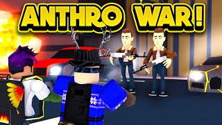 ANTHRO VS ROBLOXIAN WAR! (ROBLOX Jailbreak)