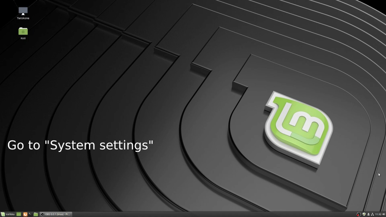 How to enable numlock on login screen in Linux Mint 19
