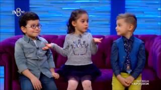 1 Alp 3 Çocuk TV8 ( Sihirbaz )