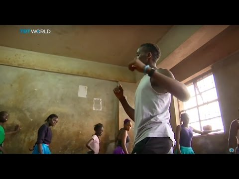 Kenyan Ballet Dancer: Journey started in Nairobi's largest slum