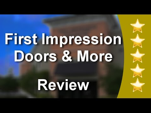 First Impression Doors More West Palm Beach Terrific Five Star Review By Justin B