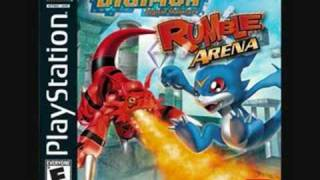 Digimon Rumble Arena Soundtrack - The Biggest Dreamer