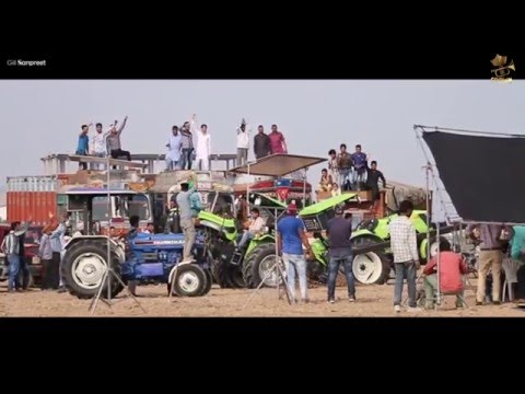 MAKING OF DESI JATT || KAMAL KHAIRA || PROJECT BY CROWN RECORDS