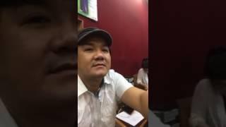 NS Hoàng Vũ - NS Huỳnh Tuấn - NS Duy Kim thu âm