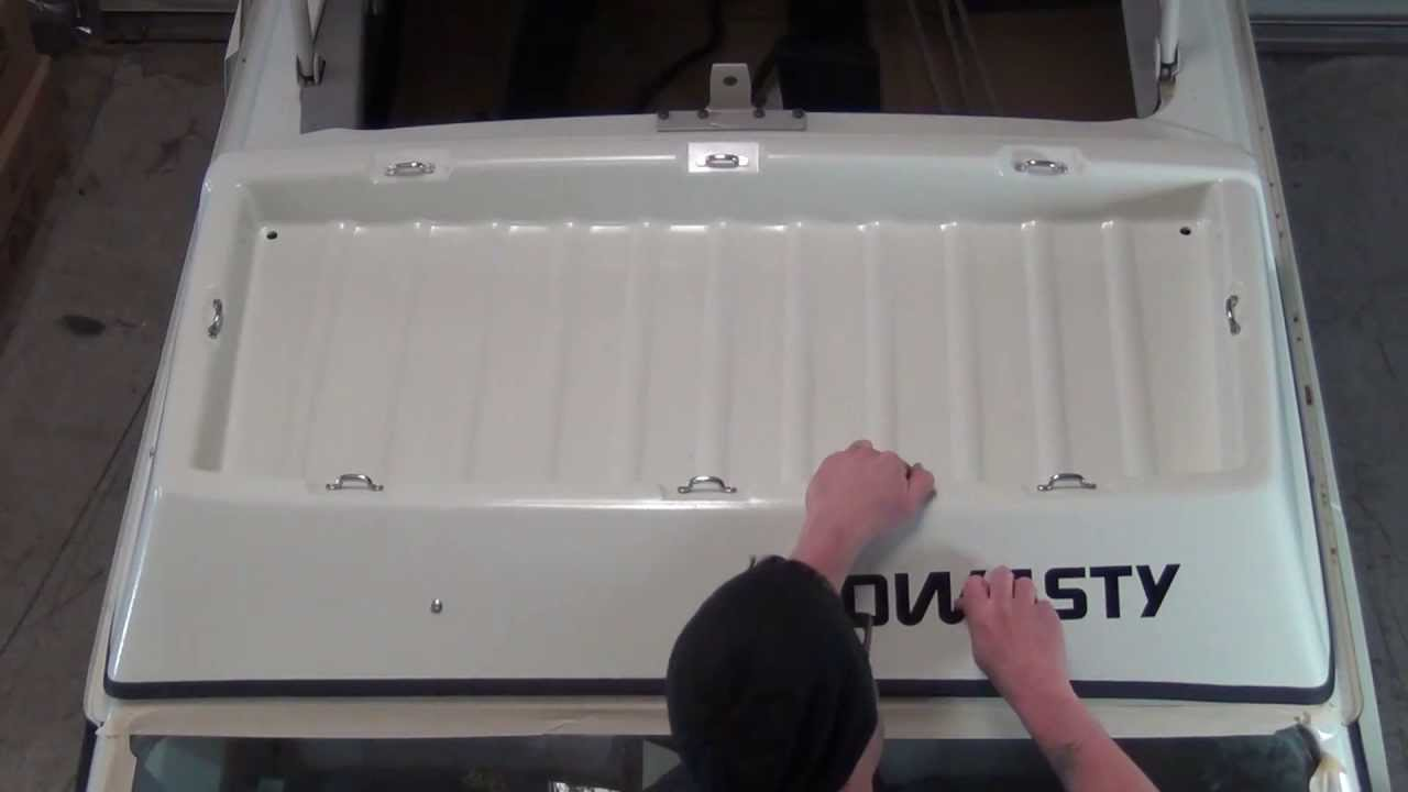 GoWesty : How to Remove and Install the Vanagon Luggage Rack