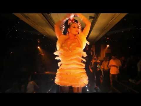 Dubai dancers cabaret show PARIS I LOVE U - Cover Page Entertainment