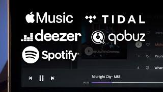 Большой разбор стриминговых сервисов: Spotify, Tidal, Deezer, Apple Music, Qobuz screenshot 2